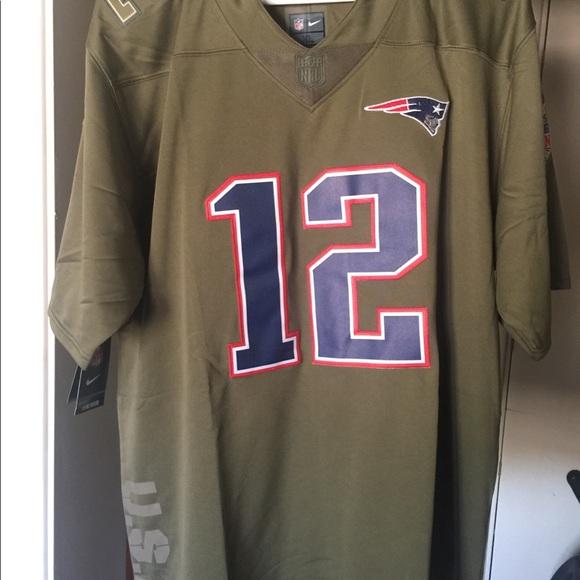 8247bc14e49 Nike Shirts | Tom Brady New England Patriots Jersey Mens Xl | Poshmark